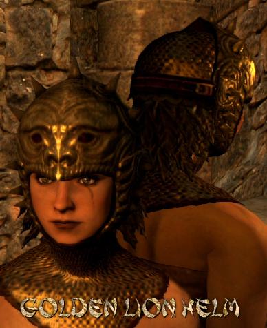 File:Armour Head Golden Lion Helm.png