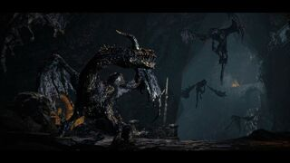 Dragon's Dogma - Cursed Dragons