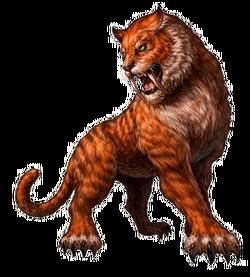 Monster-Smilodon