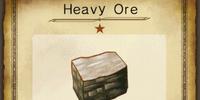 Heavy Ore