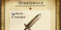 Greatsword