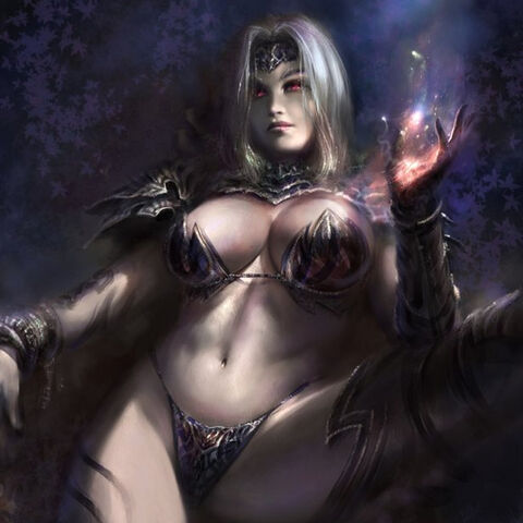 File:1600x1600 12547 The Dark Queen 2d fantasy girl woman queen mage magic picture image digital art.jpg