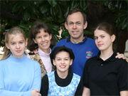 Bryan davis family