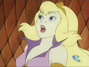 Daphne shocked