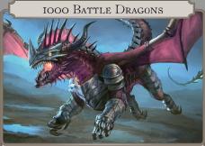 1000 Battle Dragons icon