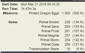 1000 protect dragon eggs Tyche