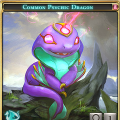 Common Psychic Dragon