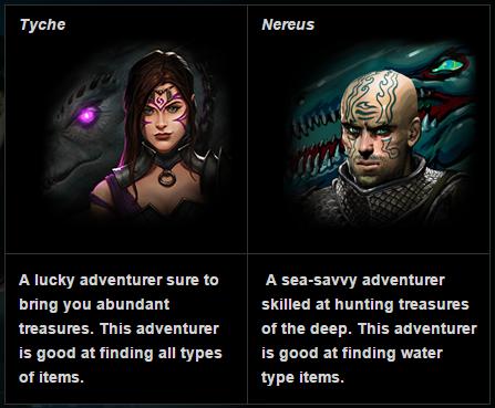 Forge- Adventurers