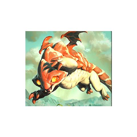 Baby Stoneshield Dragon