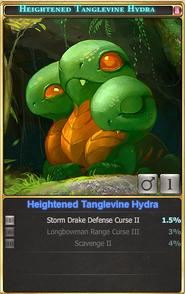 Heightened Tanglevine Hydra