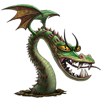 Snake-Dragon