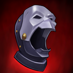 Item Helm of Screaming Manface