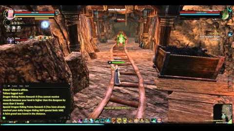 Dragon's Prophet Indigo Flare Spawn in Tangaroa Abandoned Quarry
