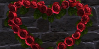 Love Blossom Wall Decoration