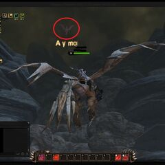 An example of how high Carnage can fly.