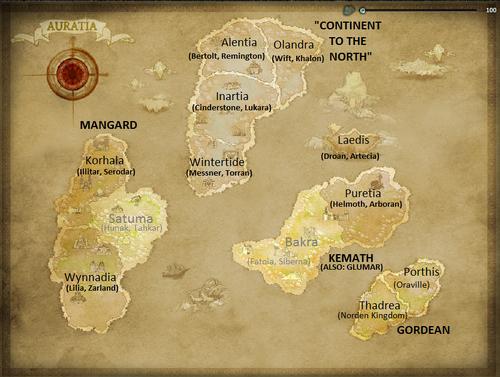 World of Auratia