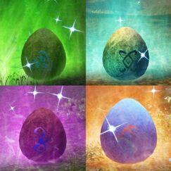 Wild eggs 2x2-300x300