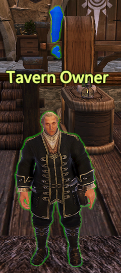 Tavern Owner Underworld