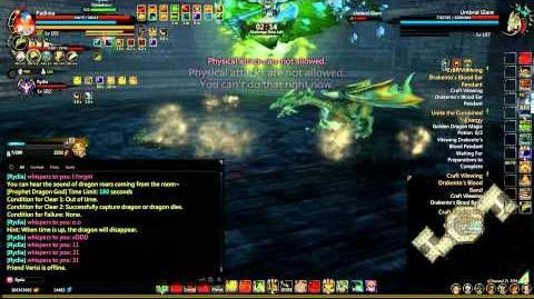 Dragon's Prophet CoP Prophet Dragon God