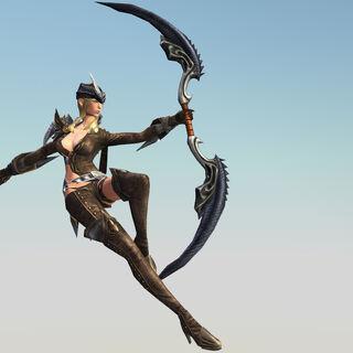 Female Ranger 1