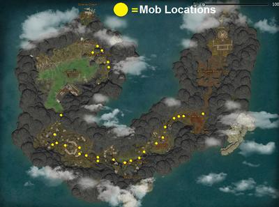 Sitheran War Locations