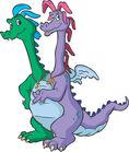 Dragontales zakwheezie