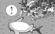Dead Monster Shark