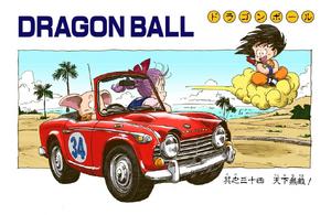 Dragon Ball Chapter 34