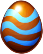 Mud Dragon Egg