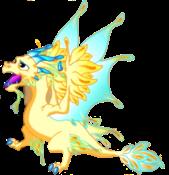 Luminiuos Dragon Adult