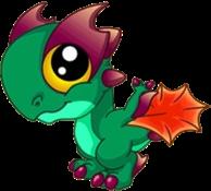 Thorn Dragon Baby
