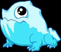 Glacier Dragon Baby