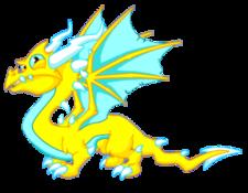 Lightning Dragon Adult