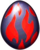 Brass Dragon Egg