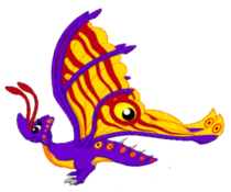 Butterfly Dragon Adult