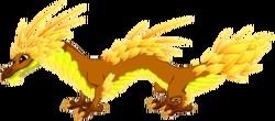 Harvest Dragon Adult