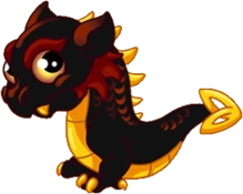 Ragnarok Dragon Baby
