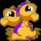 Brass Dragon Baby