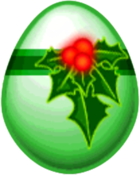 Reindeer Dragon Egg