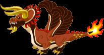 Gold Olympus Dragon Adult