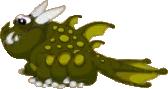 Mud Dragon Juvenile