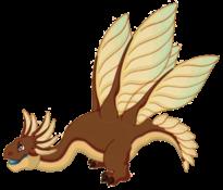 Seed Dragon Adult