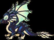 Opal Dragon Adult