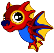 Kite Dragon Baby