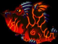 Lava Dragon Adult
