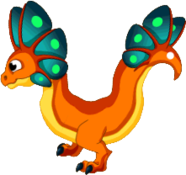 Mirror Dragon Adult