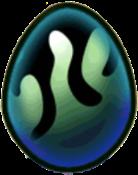 Nightmare Dragon Egg
