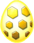 Mirror Dragon Egg