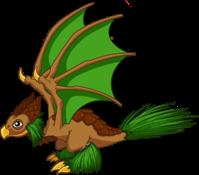 Evergreen Dragon Adult