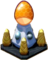Honeyglow Pedestal